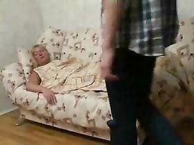 Порно Видео Выебал Бабушку